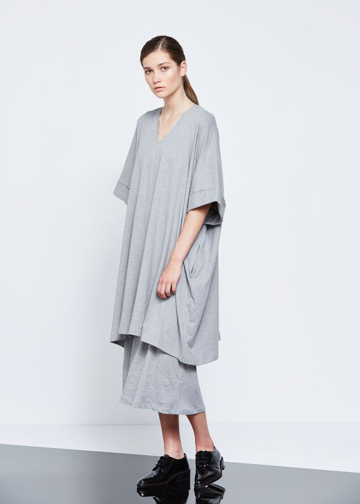 Bright Ideas Dress by Kowtow. Ethical organic cotton.