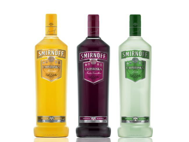 Caipiroska Smirnoff on Packaging of the World - Creative Package Design Gallery
