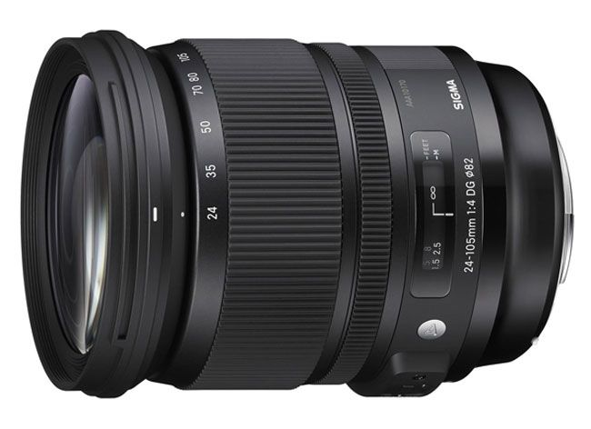Sigma 24-105 mm F4 DG OS HSM Lens Ships Next Month for $899 | Geeky Gadgets