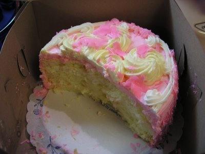 Buttercream Bakery Napa Champagne Cake