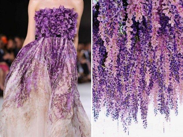 Doğanın Çok Moda Olduğunu Kanıtlayan 25 Özel Tasarım Elbise