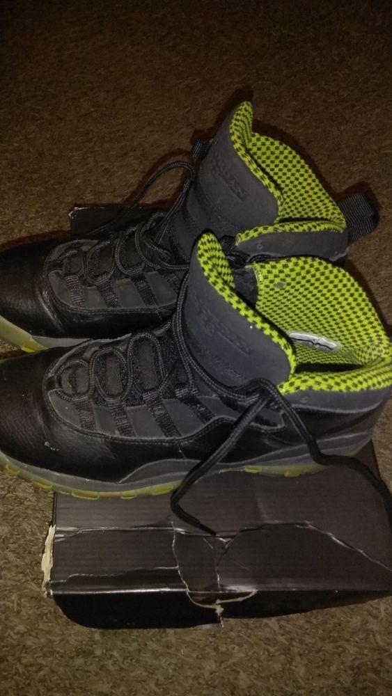 reputable site 2ea2f 96681 jordan 10 size 6y  fashion  clothing  shoes  accessories   kidsclothingshoesaccs  boysshoes