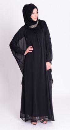 Luxury Kaftan #AabCollection #ClassicBlack