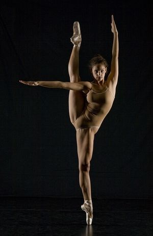 【画像】バレエダンサー
