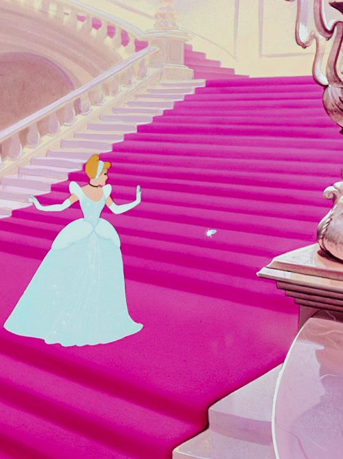 Cinderella and her slipper