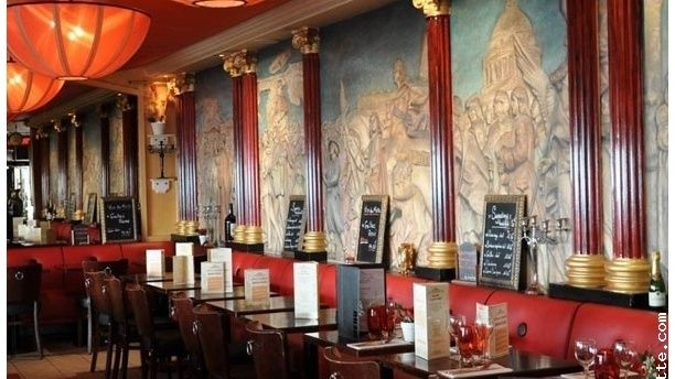 Brasserie Le Grand Palais-Paris