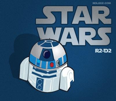 Star Wars by Nolegz.com - R2D2