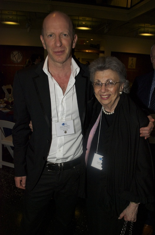 Simon Sebag Montefiore and Edith Everett