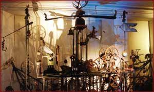 Noah's Ark at the Sharmanka Kinetic Theatre