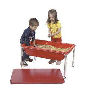 Couvercle de Table bac à sable et eau
