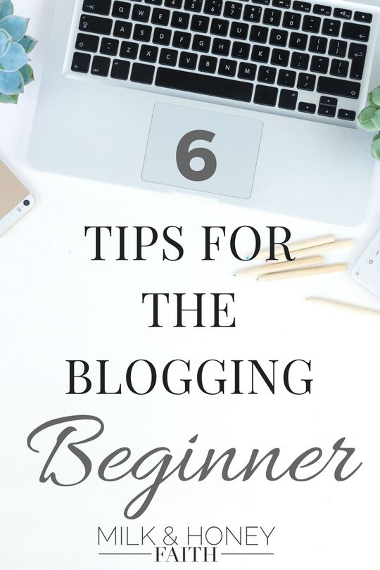 These are 6 tried-and-true tips for new bloggers that will drive traffic and create influence. Blogging Beginners / Tips for blogging success / How to drive blog traffic / Milk and Honey Faith