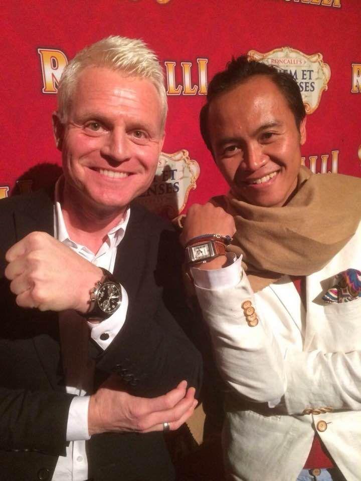 """In meinem ersten Artikel """"Berufe & Ihre Uhren: Wer trägt welche Marke"""" habe ich den Beruf Komiker vergessen. Nun, was trägt Guido Cantz für eine Uhr?"""