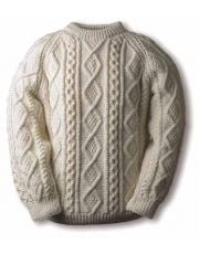 Dunn Family - Clan Aran Knitting Kit