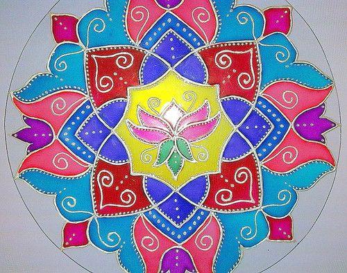 59 best mandala images on pinterest paint feng shui and for Cuadros mandalas feng shui decoracion mandalas
