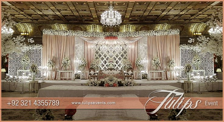 Stunning Pink & White Cyrstal Backdrop Wedding stage decoration theme in Pakistan. Design and arranged by Tulips Events Management. The Best wedding planner and wedding event management company in Pakistan. #pinkweddingstage #pinkwedding #tulipsevents #pakistaniweddings #weddingsbytulips #weddingsinpakistan #pakistaniweddingideas Visit for more: www.tulipsevents.com