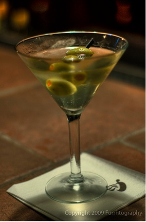Extra-Dirty Martini Recipes — Dishmaps