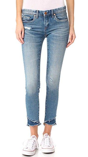 Blank Denim App Happy Skinny Jeans