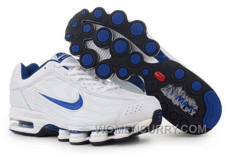 https://www.womencurry.com/mens-nike-air-max-shox-r4-shoes-white-blue-online.html MEN'S NIKE AIR MAX SHOX R4 SHOES WHITE/BLUE ONLINE Only $85.14 , Free Shipping!