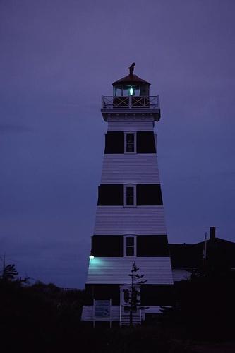 PEI Lighthouse by TPorter2006, via Flickr