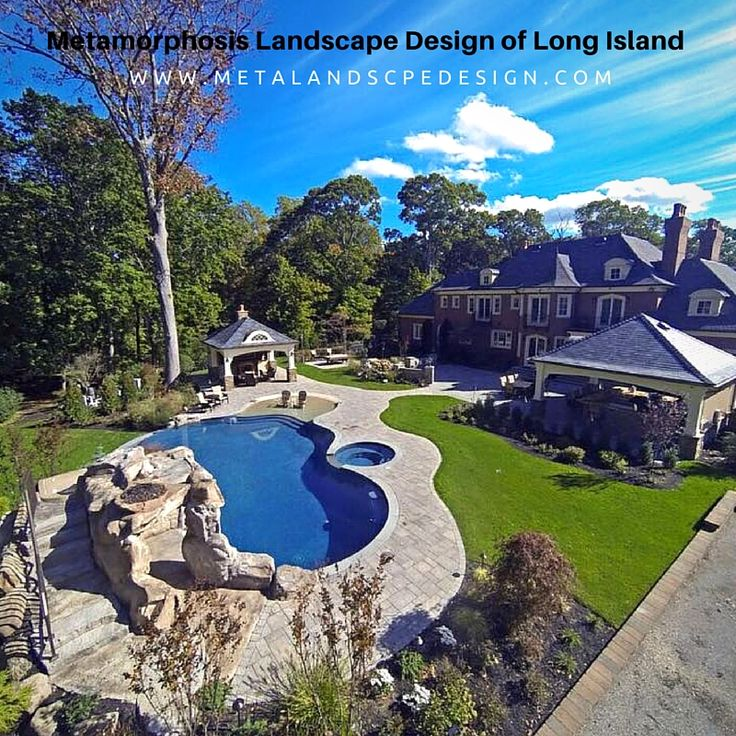 17 best images about long island landscape design on for Pool design long island