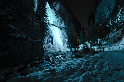 Cascate Serrai di Sottoguda