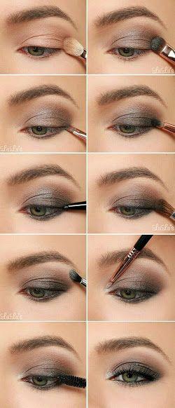 Este estilo es muy de viernes. No pasarás desapercibida con éste lindo maquillaje. ¡Prueba el paso a paso y luce hermosa!