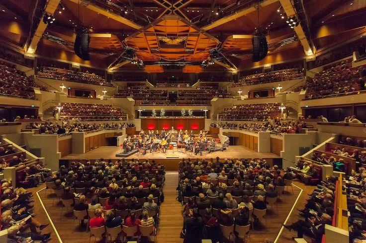'Grote Zaal' in TivoliVredenburg - AHH