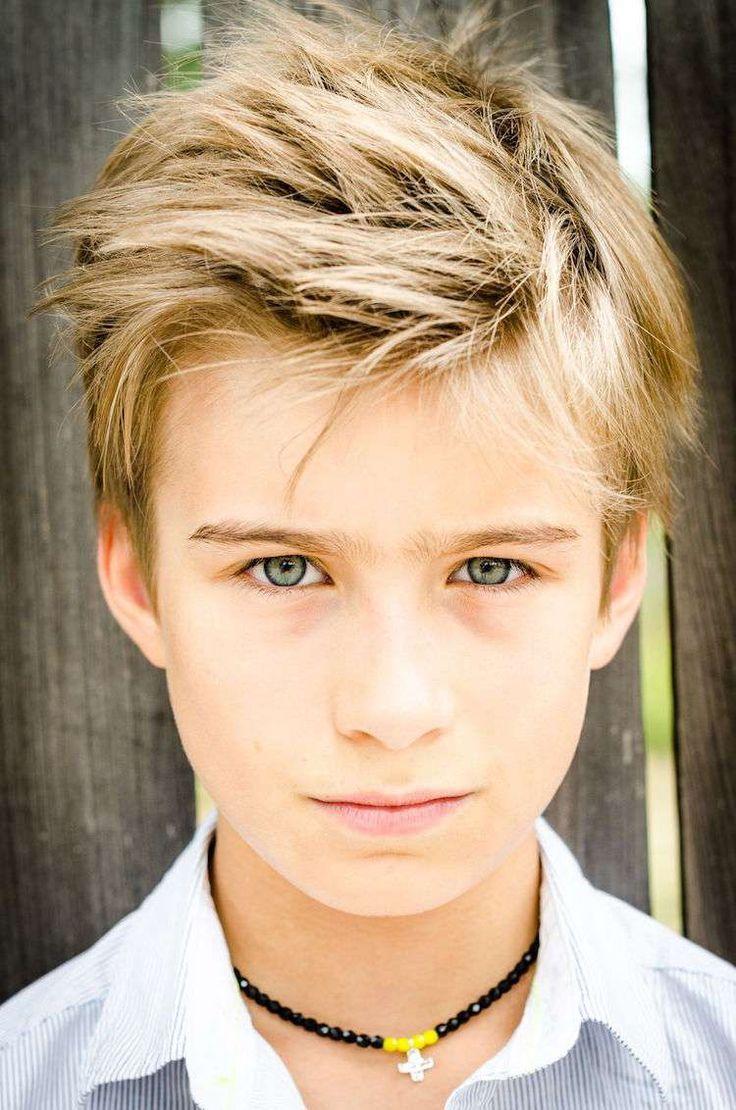 Fashionable Child Boy Coiffure An Authentic Various To Traditional Picks Bart Styles Coupes De Cheveux Pour Enfants Coupe De Cheveux Garcon Coiffure Ado