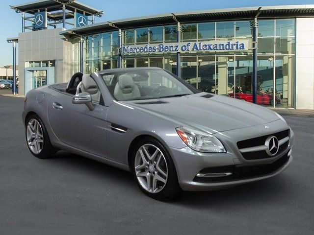Certified 2015 Mercedes-Benz SLK 250  Convertible for sale near you in Alexandria, VA. Get more information and car pricing for this vehicle on Autotrader.