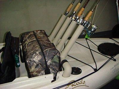 Kayak Fishing Rod Holders | nice kayak rod holder - Pensacola Fishing Forum
