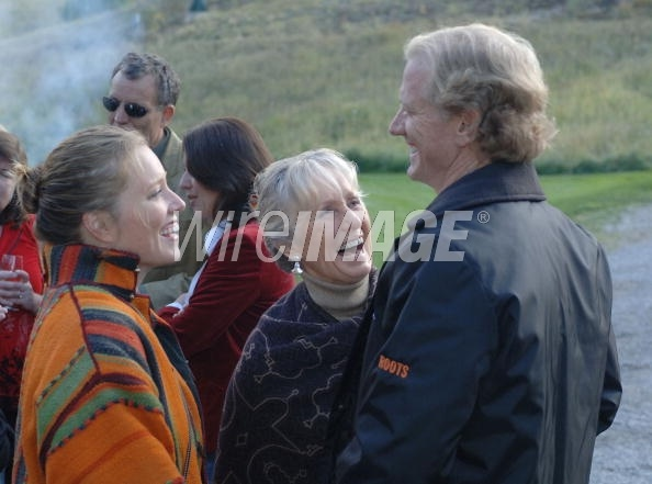 Jamie Redford | Amy Redford, Lola Van Wagenen and Jamie Redford (Photo by Fred Hayes ...