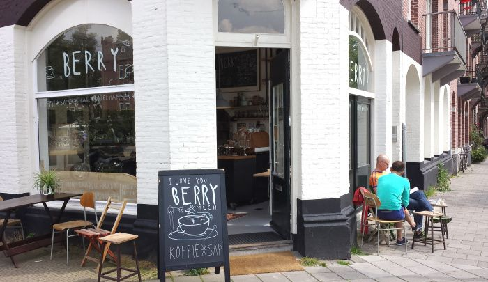Berry Coffee Shop #CityGuide #Amsterdam #Travel #CoffeeShop