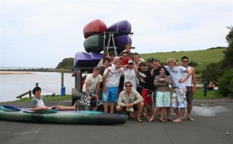 Canoe & Kayak Adventures Wollongong