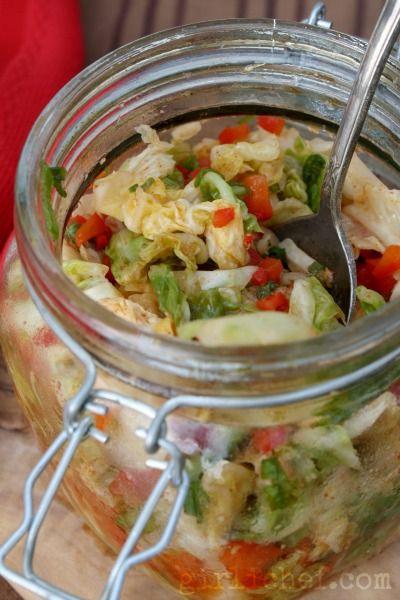 Kimchi Fried Rice {#SundaySupper: inspired by @Sara Moulton} | www.girlichef.com