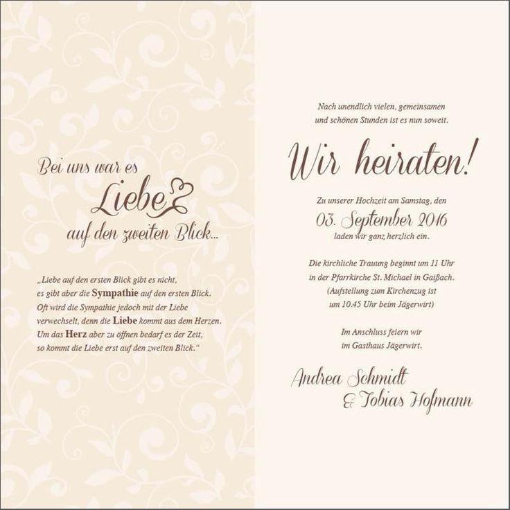 Pin von Bb auf Hochzeit in 2020 | Text hochzeit