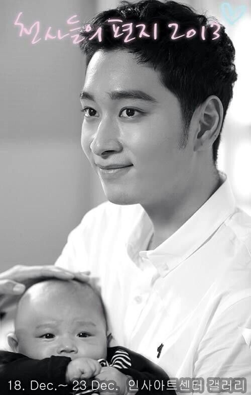 17 Best images about Letter of Angels on Pinterest ... Hwang Chansung 2013