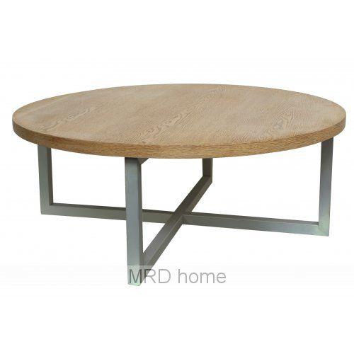 Ash veneer coffee table 90x34