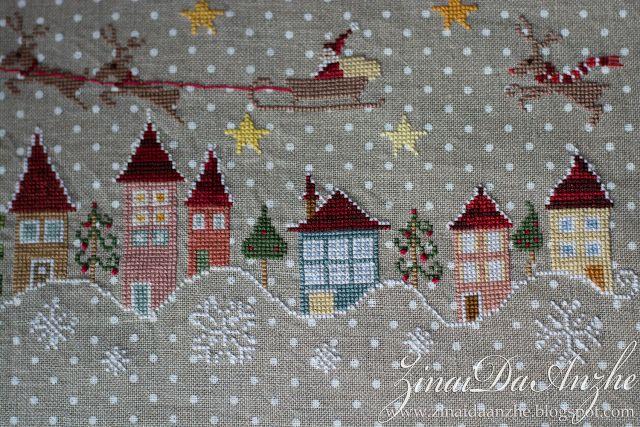 Зина и Да * Анже: Счастливого Рождества/Merry Christmas