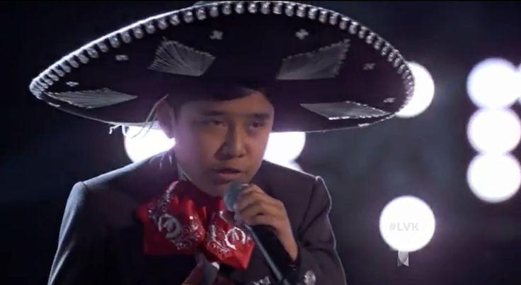 La Voz Kids | Arnold Cruz canta 'Ella' en La Voz Kids 3