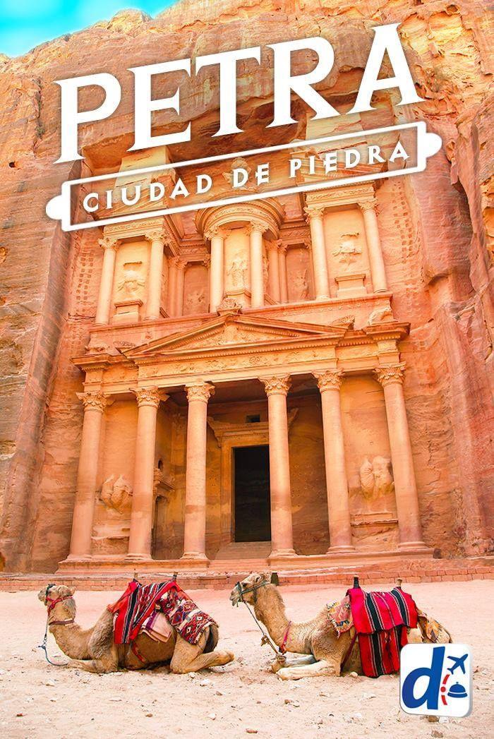 #Petra es un importante enclave arqueológico en #Jordania ¡Te invitamos a descubrirlo!