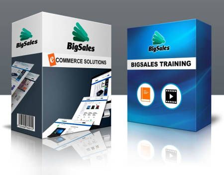 BigSales Generator is a full eCommerce solution based on Magento, developed by Vadim Sirbu. It is designed for regular non-technical users, it is easy to set up and administrate and it contains all the information someone may need in order to succeed in eCommerce business.