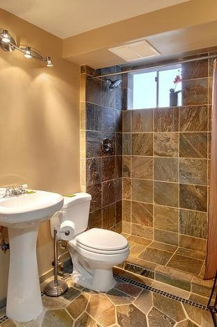 22 Best Images About Bathroom Ideas On Pinterest Toilets Shower Valve And Ideas For Small