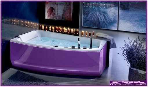 cool Modern Banyo Küvet Modelleri