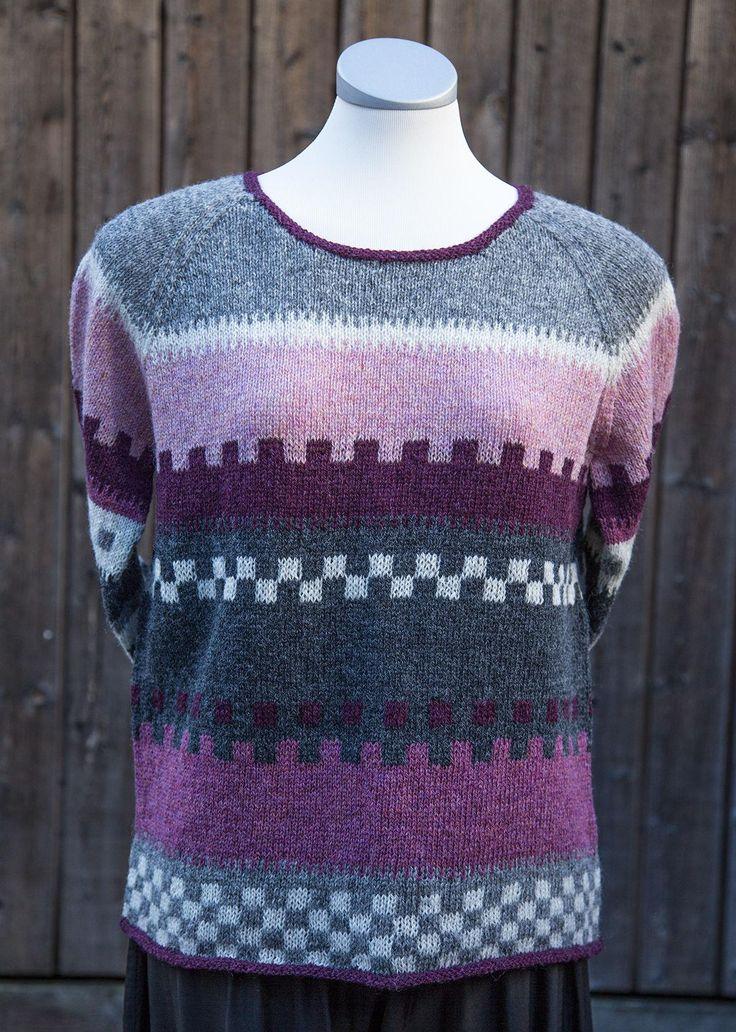 Sweater let og lun