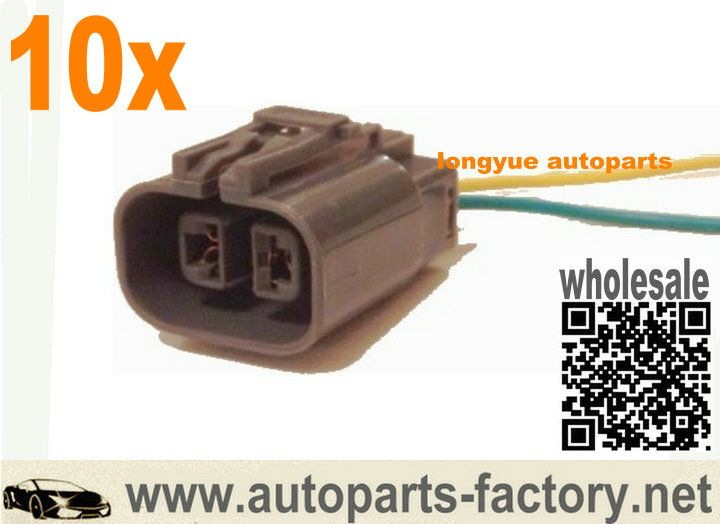 longyue, Alternator Repair Plug Harness Connector For Mazda Mercury Subaru 6""