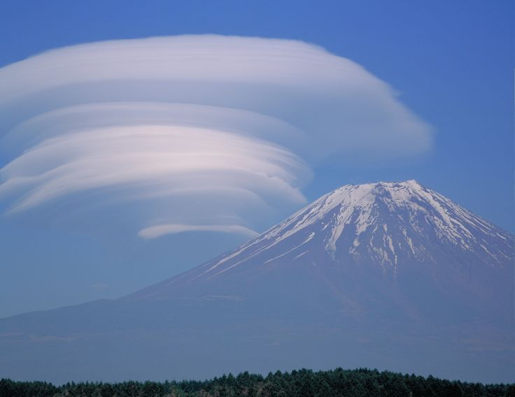 "Gorgeous, Surreal Photos of Mount Fuji Show Why It Deserves UNESCOs Respect: Artists throughout history have striven to capture the majesty of Japan's magma-filled national pride, from Hokusai's 18th-century woodblock odyssey, ""Thirty-six Views of Mount Fuji,"" to Takashi Murakami's monster mound to whoever created the pointy logo for Atari."