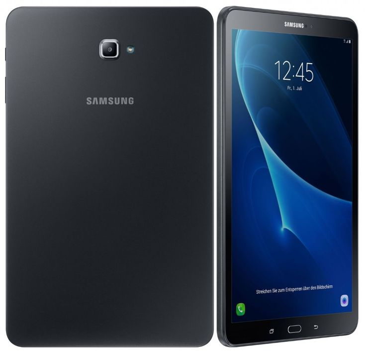 Samsung Galaxy Tab A 10.1 (2016) Tablet Is Now Official #Android #CES2016 #Google