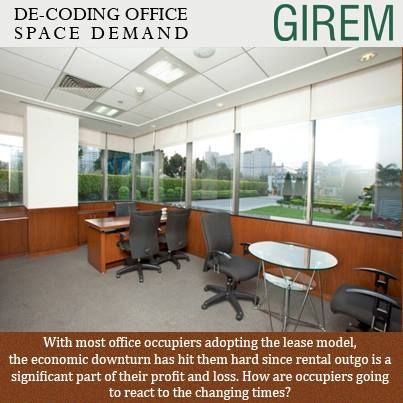 Decoding Office Space Demand