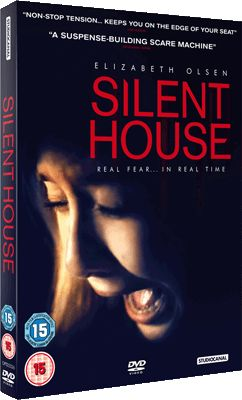 WIN Tickets to London Tombs SILENT HOUSE Screening on Wednesday 19th September 2012