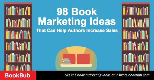 There's a wide array of tactics you can use to amplify a book's exposure & reach more readers. Check out these 98 book marketing ideas for inspiration!